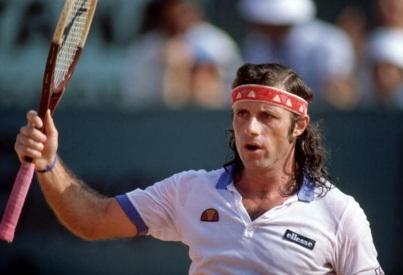 17 de Agosto – 1952 – Guillermo Vilas, ex-tenista argentino.