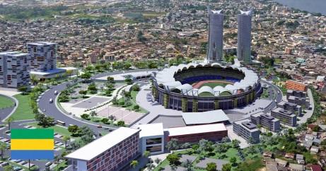 17 de Agosto – 1960 – O Gabão torna-se independente da França. Foto de Libreville, capital do Gabão.
