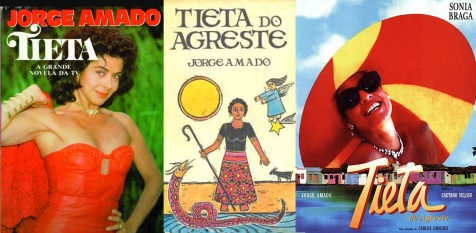 17 de Agosto – 1977 – Jorge Amado lança o romance Tieta do Agreste, uma das obras mais vendidas do autor.