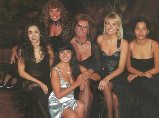 17 de Agosto – Elba Ramalho - 1951 – 66 Anos em 2017 - Acontecimentos do Dia - Foto 19 - Daniela Mercury, Elba Ramalho, Mara Maravilha, Sophia Loren, Xuxa Meneguel e Camila Pitanga.