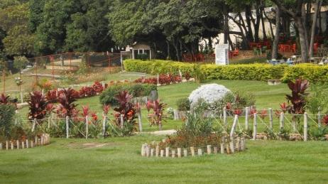 17 de Agosto – Jardins do Balneário do Caldas — Barbalha (CE) — 171 Anos em 2017.