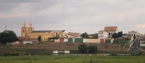 17 de Agosto – Vista panorâmica da cidade — Barbalha (CE) — 171 Anos em 2017.