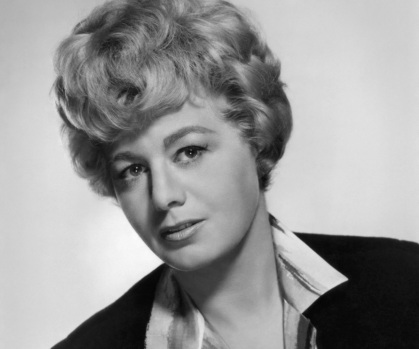 18 de Agosto – 1920 - Shelley Winters, atriz estadunidense (m. 2006).