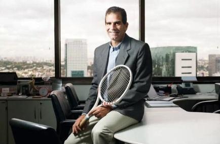 18 de Agosto – 1963 – Luiz Mattar, ex-tenista brasileiro.