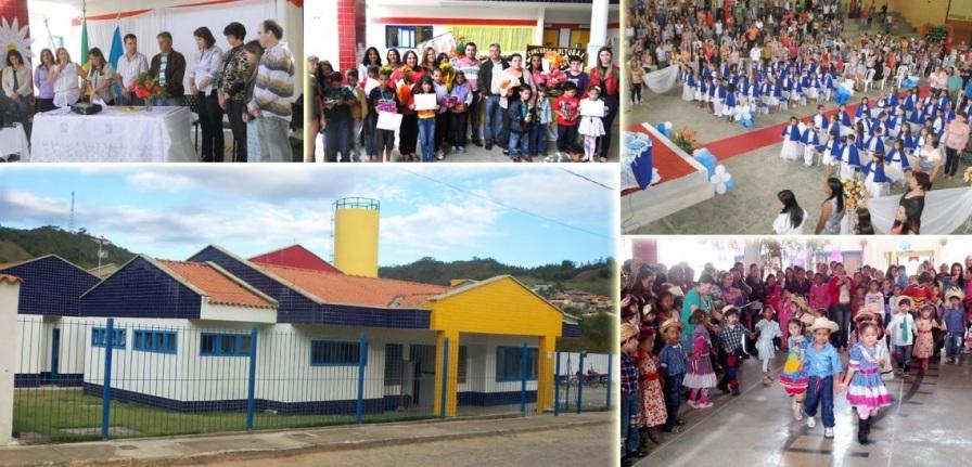 18 de Agosto – Escola de educação infantil 'Sossego da Mamãe' — 64 Anos em 2017.