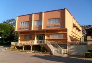 18 de Agosto – Prefeitura Municipal — 64 Anos em 2017.
