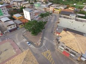 18 de Agosto – Vista parcial da cidade — 64 Anos em 2017.