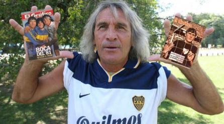 19 de Agosto – 1944 – Hugo Gatti, ex-futebolista argentino.