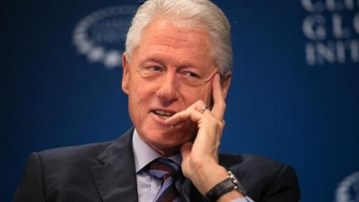 19 de Agosto – 1946 – Bill Clinton, ex-presidente dos Estados Unidos.