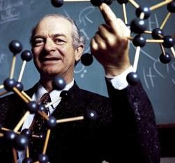 19 de Agosto – 1994 — Linus Pauling, químico norte-americano (n. 1901).