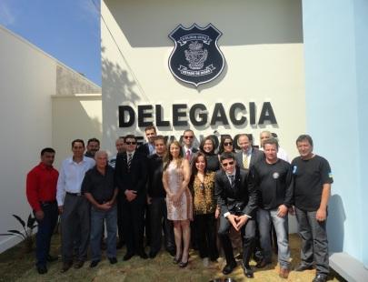 19 de Agosto – Delegacia de Polícia — Vianópolis (GO) — 69 Anos em 2017.