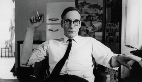 2 de Agosto – 1997 — William S. Burroughs, escritor estadunidense (n. 1914).