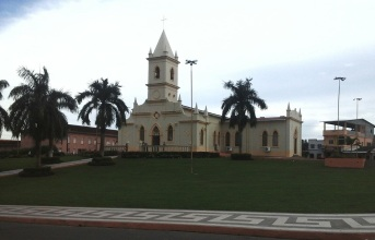 2 de Agosto – Igreja Matriz — Coari (AM) — 85 Anos em 2017.