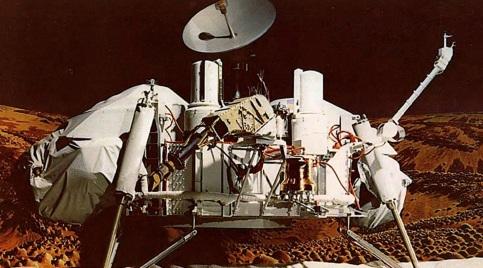 20 de Agosto – 1975 – A NASA lança a sonda Viking 1 em direção a Marte.