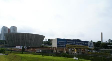 20 de Agosto – Centro de Formação de Professores de São Bernardo do Campo (CENFORPE) — São Bernardo do Campo (SP) — 464 Anos em 2017.