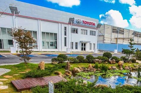 20 de Agosto – Fábrica da Toyota — São Bernardo do Campo (SP) — 464 Anos em 2017.