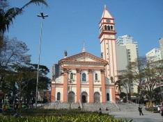 20 de Agosto – Igreja Matriz — São Bernardo do Campo (SP) — 464 Anos em 2017.