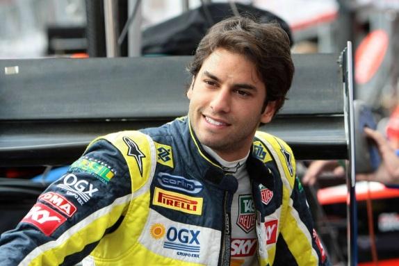 21 de Agosto – 1992 – Felipe Nasr, piloto brasileiro de corridas.
