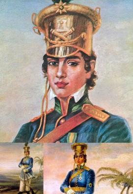 21 de Agosto — 1853 — Maria Quitéria, heroína brasileira (n. 1792).