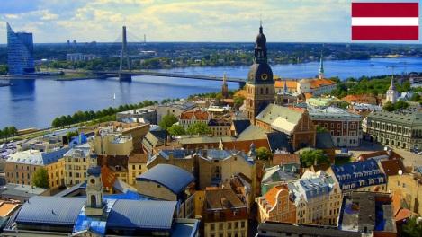 21 de Agosto — 1991 — O parlamento da Letônia proclama sua independência da URSS.