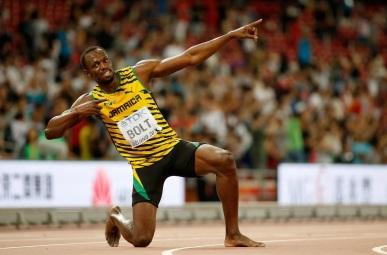 21 de Agosto — CAPA • Usain Bolt - 1986 – 31 Anos em 2017 - Acontecimentos do Dia - Foto 3.