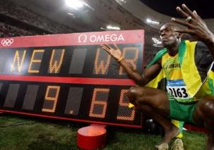 21 de Agosto — CAPA • Usain Bolt - 1986 – 31 Anos em 2017 - Acontecimentos do Dia - Foto 6 - 100m - 9,69.