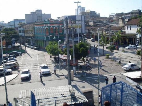 21 de Agosto — Vista parcial da cidade — Nilópolis (RJ) — 70 Anos em 2017.