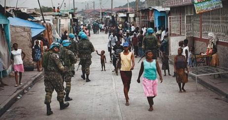 22 de Agosto — 1791 – Começa a rebelião escrava do Haiti.