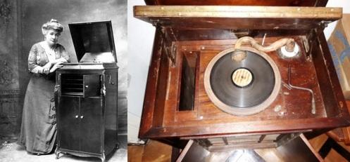 22 de Agosto — 1906 – Venda da primeira vitrola no mundo, ocorrida nos Estados Unidos, por 200 dólares.