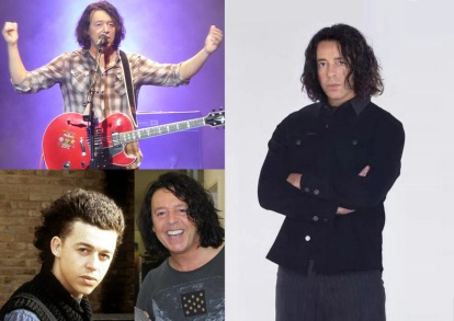 22 de Agosto — 1961 – Roland Orzabal, cantor e compositor britânico, integrante do Tears for Fears.