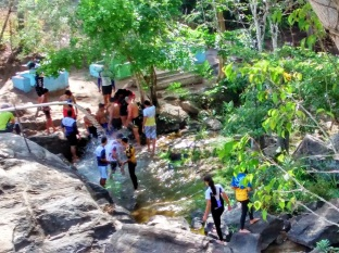 24 de Agosto — Bica Quedas D'água — Taquarana (AL) — 55 Anos em 2017.