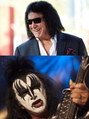 25 de Agosto — 1949 – Gene Simmons, baixista e vocalista da banda Kiss.
