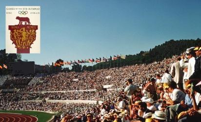 25 de Agosto — 1960 — Iniciam-se os Jogos Olímpicos de Verão de 1960, em Roma.