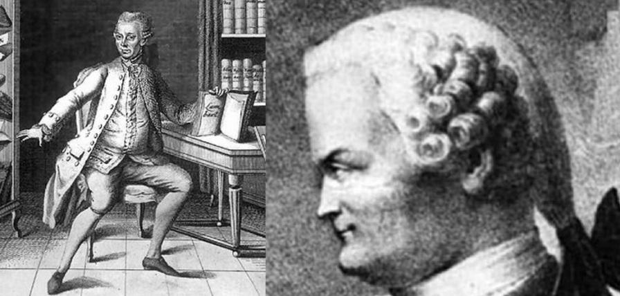 26 de Agosto — 1728 — Johann Heinrich Lambert, matemático alemão (m. 1777).