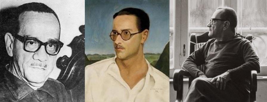 26 de Agosto — 1973 — Marques Rebelo, escritor e jornalista brasileiro (n. 1907).