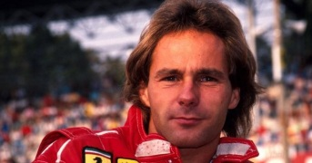 27 de Agosto — 1959 – Gerhard Berger, ex-piloto austríaco de Fórmula 1.
