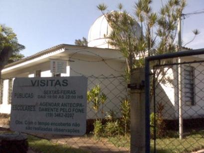 27 de Agosto — Observatório Municipal — Americana (SP) — 142 Anos em 2017.