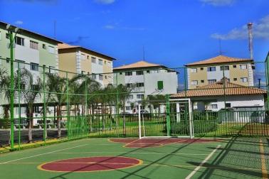 28 de Agosto — Condomínio residencial — Araguari (MG) — 129 Anos em 2017.