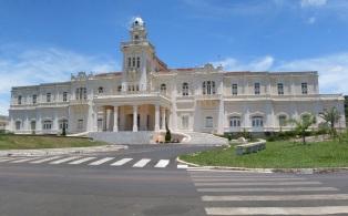28 de Agosto — Prefeitura Municipal — Araguari (MG) — 129 Anos em 2017.