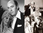 28 de Agosto — Raul Cortez - 1932 – 85 Anos em 2017 - Acontecimentos do Dia - Foto 2 - Elizabeth Gasper e Raul Cortez em cena da novela 'Tchan, a Grande Sacada', exibida entre 1976 e
