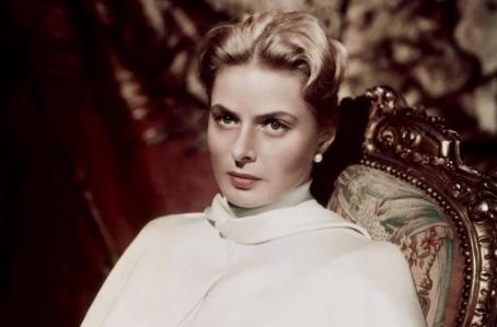 29 de Agosto — 1982 – Ingrid Bergman, atriz sueca (n. 1915).