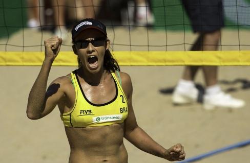 29 de Agosto — 1982 – Talita Antunes, jogadora brasileira de vôlei de praia.