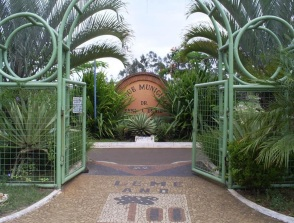 29 de Agosto — Parque Municipal — Leme (SP) — 122 Anos em 2017.