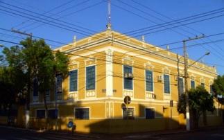 29 de Agosto — Prefeitura Municipal — Leme (SP) — 122 Anos em 2017.