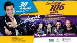 30 de Agosto — Show de Aniversário — Contagem (MG) — 106 Anos em 2017.