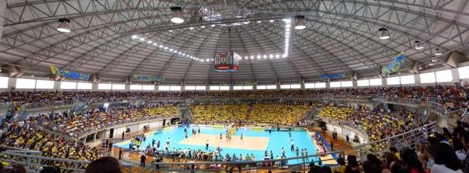 31 de Agosto — Arena Tancredo Neves — Uberlândia — 129 Anos em 2017.