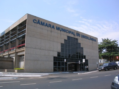 31 de Agosto — Câmara Municipal — Uberlândia — 129 Anos em 2017.