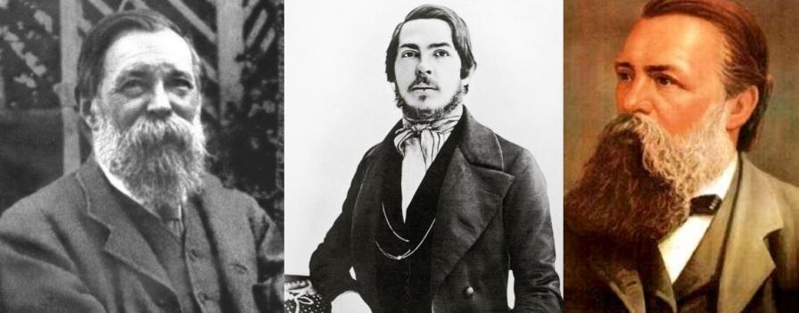 5 de Agosto – 1895 – Friedrich Engels, filósofo alemão (n. 1820).