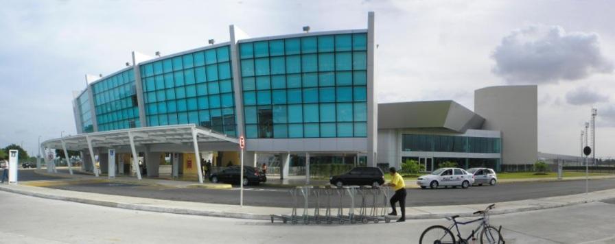 5 de Agosto – Aeroporto Internacional Presidente Castro Pinto — João Pessoa (PB) — 432 Anos em 2017.