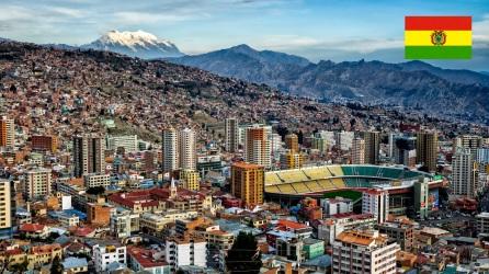 6 de Agosto – 1825 - Independência da Bolívia em relação a Espanha.